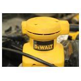 DeWalt Palm Grip Sander DW411 with Case