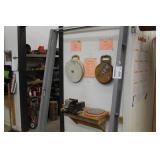 """Steel Door Frame 48""""Wx83""""H I.D."""