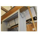 """Steel Door with Frame 39-1/2""""Wx83""""H"""
