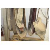 Industrial Belt Sander Table with Sanding Belts