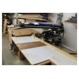"""The Original Saw Company Contractor Duty Radial Arm Saw 12"""" 3512-01"""