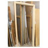 """Door Frame for 32""""Wx80""""H Door"""