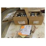 Lot of (2) Schlage Lock Assembly (in box) - Office Entry,Storeroom Lock