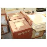 Lot of (12+ Cases) Ceramic Tile (in box)