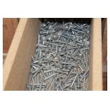 Lot of Screws, Clamps and Hose Connections