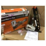 Pneumatic 3-1/2 in. 30-Degree PowerMaster Plus Clipped-Head Framing Nailer by Paslode in good condition