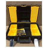 TOUGHSYSTEM 22 in. Small Tool Box by DEWALT in good condition