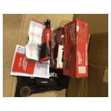 M12 12-Volt Lithium-Ion Cordless 3/8 in. Ratchet (Tool-Only) by Milwaukee in good condition