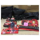 MIX LOT OF MILWAUKEE & HUSKY TOOLS, ETC.Open Box Customer Returns See pictures.