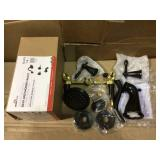 Oakmont 2-Handle 1-Spray Tub and Shower Faucet in Oil Rubbed Bronze (Valve Included) in good condition