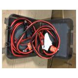 Husky 20 ft. 4-Gauge Booster Cables Open Box Customer Returns See pictures.