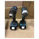 18-Volt LXT Lithium-Ion Brushless Cordless 1/2 in. Driver-Drill Kit, 3.0Ah by Makita Open Box Customer Returns See pictures.