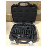 3/8 in. Drive 100-Position Universal SAE and Metric Mechanics Tool Set (60-Piece) by Husky Open Box Customer Returns See pictures.
