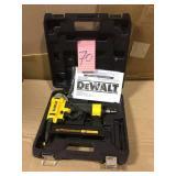 18-Gauge Pneumatic Corded Brad Nailer by DEWALT Open Box Customer Returns See pictures.
