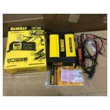 DEWALT 1000-Watt Power Inverter Open Box Customer Returns See pictures.
