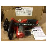 Reconditioned 14 in. 9 Amp Electric Chainsaw by Homelite Open Box Customer Returns See pictures.