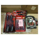 MIX LOT HUSKY TOOLS Open Box Customer Returns See pictures.