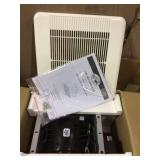 50 CFM 0.5 Sone Ceiling Bath Fan by Hampton Bay Open Box Customer Returns See pictures.