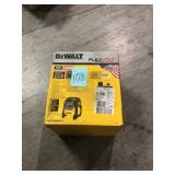Dewalt FLEXVOLT 2.5 Gal. 60-Volt MAX Brushless Cordless Electric Air Compressor Kit with Battery 2 Ah and Charger open Box see pictures