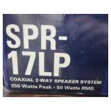 ALPINE COAXIAL 2-WAY SPEAKER SYSTEM - NEW