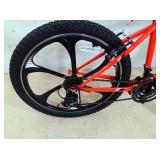 "Mongoose 24"" Boys Mongoose Alert Mountain Bike"