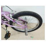 Girls Mongoose BMX Bike