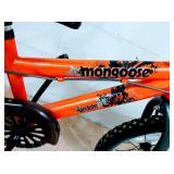 Mongoose kids Bike With Training Wheels