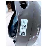 Honeywell Double Fan on Wheels