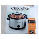 4.5 Quart Crock Pot