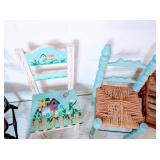 Box of Dollhouse Chairs