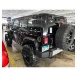2013 Jeep Wrangler Unlimited Sahara 4x4