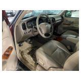 2003 Toyota Tundra Limited V8 4x4