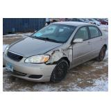 2007 Toyota Corolla LE  - 2 OWNERS -