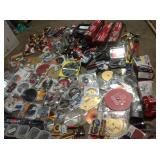Large lot of assorted Tools - blades, mechanic tools , and more see pictures