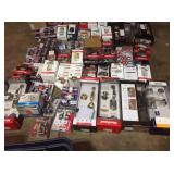 Assorted Lot of  door knobs and hardware customer returns see pictures