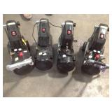 Lot of  Husky 8 Gal Compressors used in various conditions see pictures