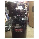 Husky 80 Gal Air Compressor for parts and repair see pictures