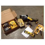 Lot of Dewalt Tools in very good condition see pictures