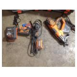 Lot of assorted Ridgid tools and organizers cutomer returns see pictures