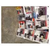 Pallet with assorted Everbuilt and Ridgid Pumps see pictures various models and conditions