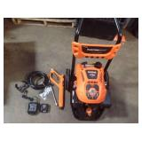 Generac 3,100 PSI 2.4 GPM OHV Engine Axial Cam Pump Gas Pressure Washer see pictures