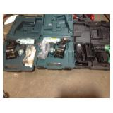 Lot of assorted Power Tools customer returns see pictures