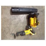 Lot of Dewalt Tools in  good condition see pictures