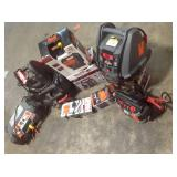 Lot of assorted power stations various brands and conditions customer returns  see pictures
