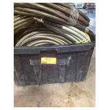 Lot of assorted preasure washer hoses see pictures