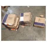 Lot of Civic Square VCT 12bin x 12 in Vinyl Tiles see pictures
