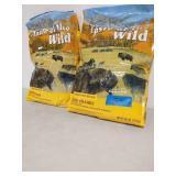 2 BAGS / 28 LBS OF Taste of the Wild High Prairie Grain-Free Dry Dog Food