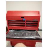 HUSKY RED TOOL BOX