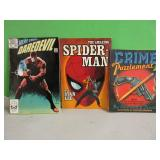 MARVEL COMICS GROUP DAREDEVIL COMIC AND MORE