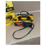 30 Amp Automotive 12-Volt Bench Battery Charger by Dewalt - not used -SEE PICTURES